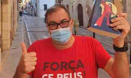 Ariel Santamaria: el regidor juantxi reusenc que va ser carter a Altafulla