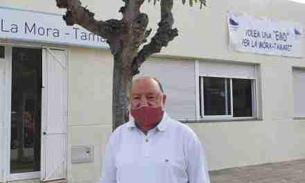 """Francesc García: """"Vull parlar amb els coalcaldes d'Altafulla per saber què en pensen d'una possible annexió de la Móra al seu municipi"""""""