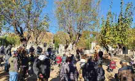 Passejar pels jardinets Josep Sala ja és una realitat