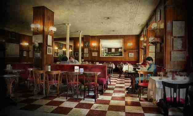Els restaurants centenaris de Madrid, declarats espais culturals i turístics d'interès general