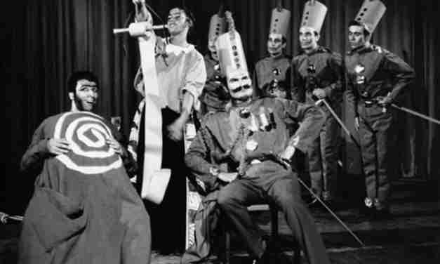 El teatro: Más allá de las fronteras