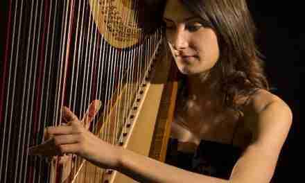 """Esther Pinyol: """"l'arpa sembla angelical però si t'hi apropes ja no ho és tant"""""""