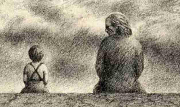 EL BAOBAB (17): EL NIÑO QUE MIRABA EL MAR