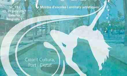 El Port de Tarragona convida les escoles i entitats artístiques a participar a la mostra artística 'Expressa't'