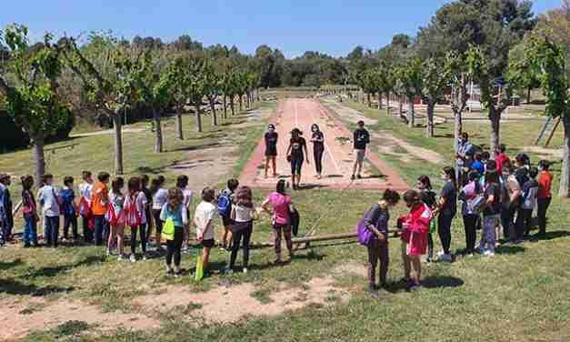 Jornades atlètiques dels Atletes d'Altafulla a les escoles Portalada i Roquissar