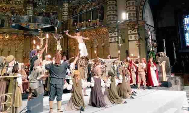 La funció especial del Ball Parlat del Sant Crist de Salomó exhaureix totes les entrades